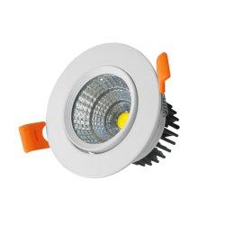 Ce/RoHS를 가진 3W-40W 옥수수 속 LED Downlight는 상업적인 점화를 위해 승인했다