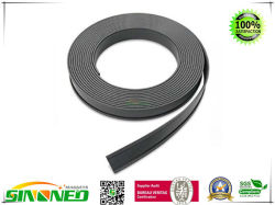 Banda magnética flexible de caucho, Tira de imán
