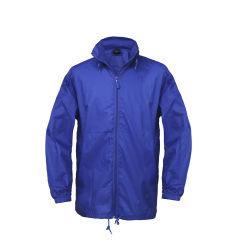 女性は通気性のナイロン屋外雨ジャケットを防水する