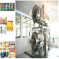 Stérilisateur Autoclave alimentaire de haute qualité pour le PP bouteille/jars/paquet souple/can/l'étain l'alimentation