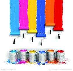 Maydos sensación suave a base de agua de la pared de emulsión de interior pintura/pintura de látex