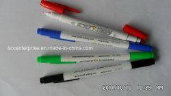 Marcador de dos cabezas lápiz de CD de DVD lápiz táctil marcador gemelo marcador de bingo