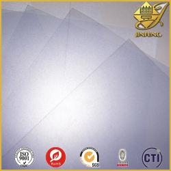 Weißes undurchlässiges Matt-Haustier-Blatt für LED-Lampe