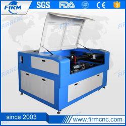 Жинан фирмы CO2 лазерная резка машины 60W лазерный станок режущего аппарата