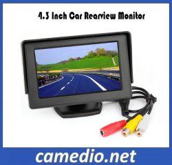 12V DC Vue Arrière Entrée RCA 4.3inch LCD TFT moniteur de voiture