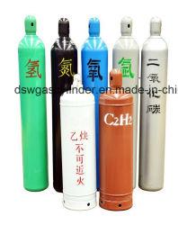40L ISO9809-3 nahtloser Stahl-Gas-Zylinder
