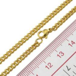 Chaîne d'or en acier inoxydable Fashion Chaîne Chaîne élégante