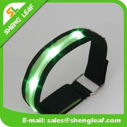 Brassard instantané de sport de Wristband du brassard LED de la mode LED
