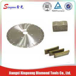 中国の工場供給は大理石および花こう岩の打抜き機のためのダイヤモンドをセグメント化する