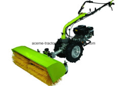 L'essence de la neige 6.5HP Loncin Sweeper