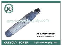 Ricoh compatible de bonne qualité copieur Cartouche de toner pour 5105D/5205D/5305D