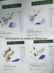Alta qualità della parte della macchina per cucire per il raccoglitore del dispositivo di piegatura (A10)