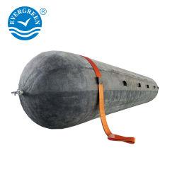Haute qualité des sacs de levage de l'air marin le lancement de bateau de sauvetage airbags en caoutchouc