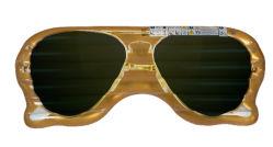 Elegante design de óculos de sol Floaties Piscina para adultos