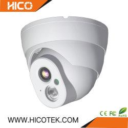 4MP Hico HD 유일한 개인적인 모듈 포탑 CCD 센서 안구 돔 IP 주택 안전 사진기