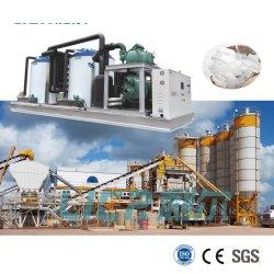 Eiskühllösung Betonblechanlage Flake Eisanlage Eisspeichersystem Eisblechsysteme