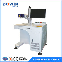 Precio Barato Máquina de Marcado Láser de Fibra Marcador Láser CNC 20W 30W 50W