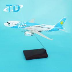 1: 200 modello di scrittorio dell'aeroplano di modello A320 della scala