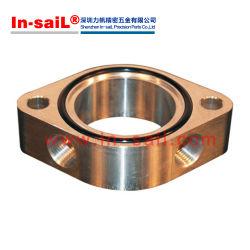 OEM CNCの精密銅の医学のハードウェアの機械装置