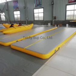De opblaasbare Sup van de Yoga Mat van de Gymnastiek van de Raad voor het Spel van Jonge geitjes en van Volwassenen