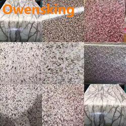 건물 장식을 위해 대리석으로 도색된 PPGI PPGL Galvanized Steel Coil