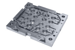 Volgens Tekening OEM Aangepaste CNC die de Basis van de Vorm/de Basis van de Vorm machinaal bewerken