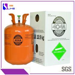 Meilleure solution de refroidissement de gros d'usine de gaz réfrigérant R404A de fréon