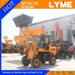 Ly918 0.8 톤 농업 건축기계 정면 소형 바퀴 로더