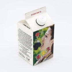 Confezione di carta per succhi freschi Confezione asettica
