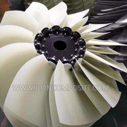 Consumo de energia do ventilador axial para a turbina eólica