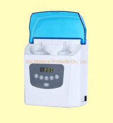 Medisch Gebruik Twee van de Kliniek van het Ziekenhuis het Verwarmingstoestel van het Gel van de Ultrasone klank van Flessen