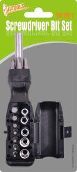 18PCS Toolbox van de reparatie de Vastgestelde Hulpmiddelen van de Hand van de Hulpmiddelen van de Hardware van /Promotional
