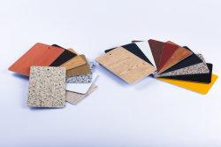 Farbe beschichtetes vorgestrichenes festes Aluminiumblatt für Aufbau