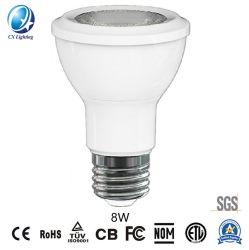 Светодиодная подсветка LED ПРОЖЕКТОР PAR20 тип початков 8W 600 лм PF 0,9 Ce RoHS