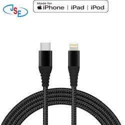 Digitare la C al collegare di carico veloce del palladio del cavo del lampo per il cavo del lampo del USB di MacBook di iPhone