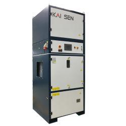 Collettore di polveri industriale del filtrante della cartuccia per il vapore di taglio del plasma/laser