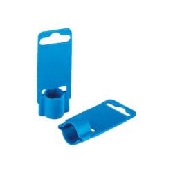 Kundenspezifische Euroloch-Aufhängung, Belüftung-Briefpapier-Fall-Tabulatoren. Anhaftendes Fall-Tabulator-Plastikspritzen