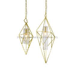 Het lichte Licht van de Tegenhanger van het Restaurant van de Staaf van de Woonkamer van het Glas van de Persoonlijkheid van de Luxe (Km4001)