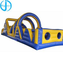 Aufblasbarer weicher Spielplatz-Hindernis-Kurs-erwachsener aufblasbarer Hindernis-Kurs/aufblasbares Hindernis für Kinder und Erwachsene