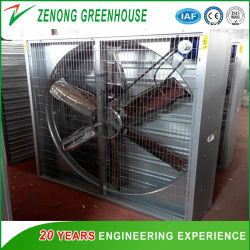 Tampon de refroidissement du système de refroidissement de serre et du ventilateur/ventilateur/d'Échappement Ventilateur Heavy-Hammer