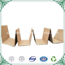 Soportes de TV de protección de envíos embalaje de cartón corrugado papel continuo
