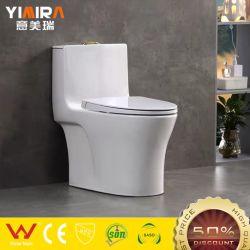Badezimmer-Möbel-Badezimmer-Arbeitskarte-keramisches Toiletten-Set Mt-2004