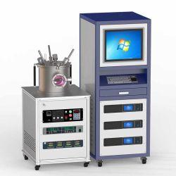 O comando computador industrial DC Magnetron Revestimento de pulverizaça ̃ o equipamento para Cuo filmes