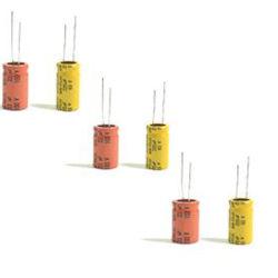 22UF 바이폴라 알루미늄 전해 커패시터(TMCE07)