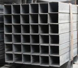 Galvanisiertes mildes Kohlenstoffstahl-Quadrat-Rohr-Gleichgestellt-Rohr