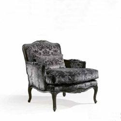 Старинной конструкции для отдыхающих стул ткань деревянных резных Домашняя мебель