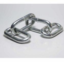 ステンレス鋼のローラーの産業使用の銀製の持ち上がるリンク・チェーン