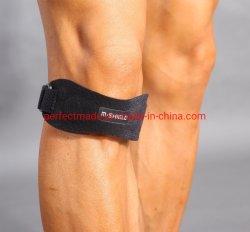 Неопреновые контур регулируемой колена устройства обвязки сеткой ограждения с силиконовой накладки