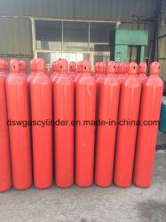 Pureza elevada Argon Ga 99,999% Preenchimento 40L cilindro de gás