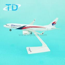 말레이지아 항공 B737-800 소형 9cm 금속 모형 비행기